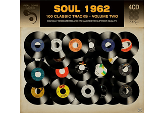 VARIOUS - Soul 1962 Vol.2 - (CD)