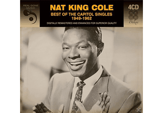 Nat King Cole - Best Of The Capitol Singles 1949-1962 - (CD)
