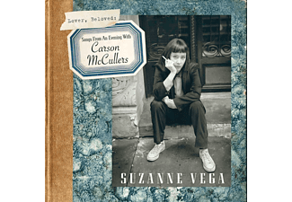 Suzanne Vega - Lover, Beloved: Songs from an Evening with Carson McCullers CD