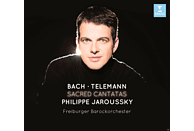 Philippe Jaroussky, Freiburger Barockorchester - Sacred Cantatas (Ltd.Deluxe Edition) [CD + DVD Video]