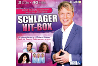 VARIOUS - Ingo Blenn Präs.:Die Große Ultimative Schlager Hit [CD]