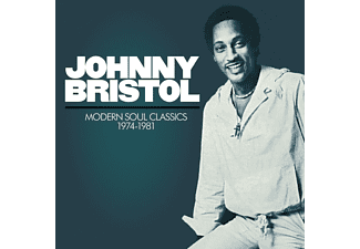 Johnny Bristol - Modern Soul Classics (1974-1981) - (CD)