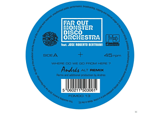 Far Out Monster Disco Orchestra - Where Do We Go From Here? (Remixes 2) - (Vinyl)