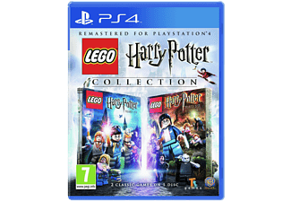 LEGO Harry Potter - Remastered Collection  PS4