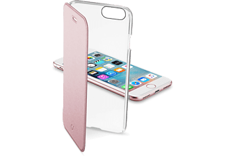 CELLULAR-LINE iPhone 7 Clear Book Roze