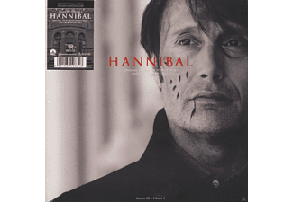 Reitzell Brian - Hannibal O.S.T.-Season 3,Vol.1 (2LP Ltd.) - (Vinyl)