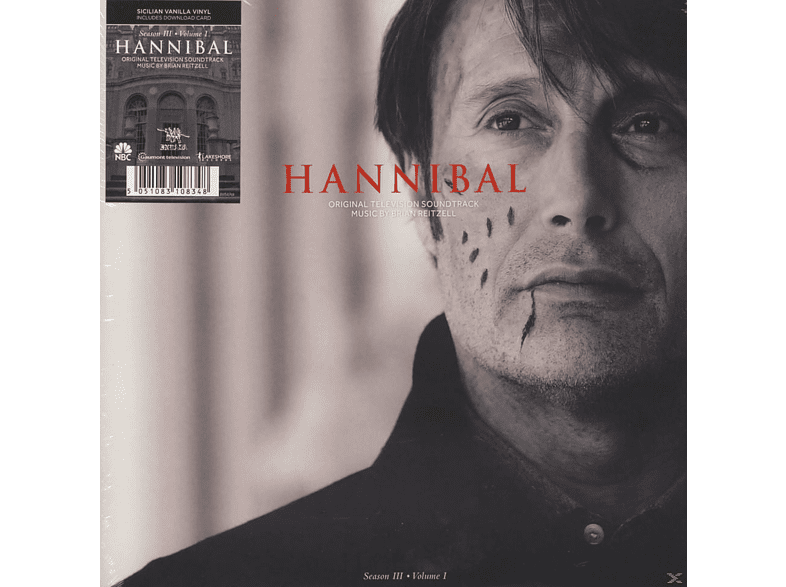 Reitzell Brian - Hannibal O.S.T.-Season 3,Vol.1 (2LP Ltd.) [Vinyl]