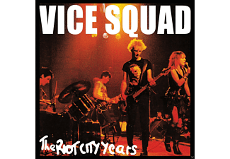 Vice Squad - The Riot City Years - (CD)