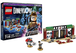 WARNER BROS GAMES. LEGO Dimension Story Pack: Ghostbusters