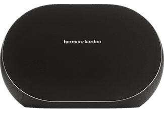 HARMAN KARDON Omni 20+, Smart Speaker für Wireless Music Streaming, Schwarz