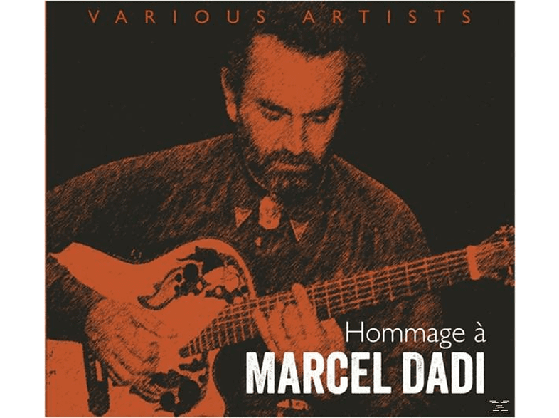 VARIOUS - Hommage A Marcel Dadi [CD]
