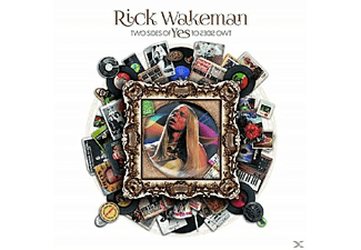 Rick Wakeman - The Two Sides Of Yes - (CD)