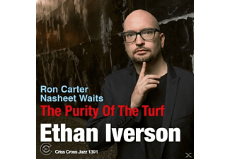 Ethan Iverson - The Purity Of The Turf - (CD)