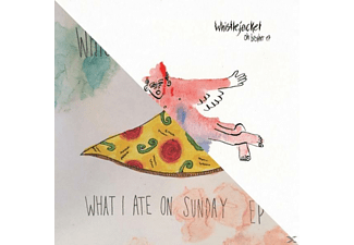 Whistlejacket - Oh Brother/What I Ate On Sunday - (Vinyl)