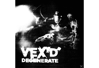 Vex'd - Degenerate - (CD)