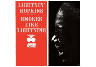 Lightnin' -with Sonny Terry- Hopkins - Smokes Like Lightning - (Vinyl)