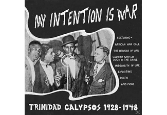 LION,THE/BELASCO,LIONEL/LORD INVADER/+ - My Intention Is War - (Vinyl)