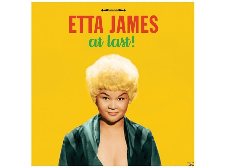James Etta - At Last [Vinyl]