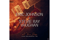 Eric Johnson, Stevie Ray Vaughan - All Those Days [CD]