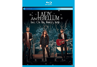 Lady Antebellum - Live-On This Winter's Night - (Blu-ray)