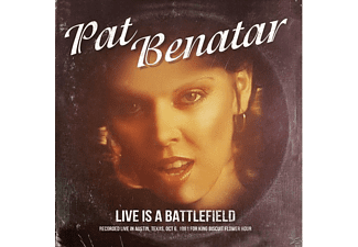 Pat Benatar - Live Is A Battlefield (Live In Austin,Texas,Oct - (CD)