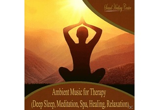 Sound Healing Center - Ambient Music for Therapy - (CD)
