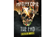 Mötley Crüe - The End-Live In Los Angeles [DVD]