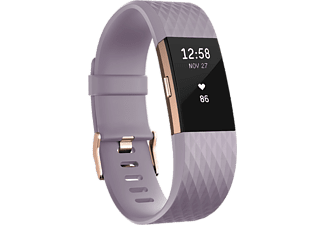FITBIT Charge 2 Lavender L