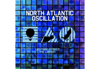 North Atlantic Oscillation - Lightning Strikes The Library (Best Of) - (CD)