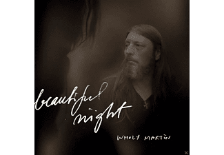 Wholy Martin - Beautiful Night (LP+CD) - (Vinyl)