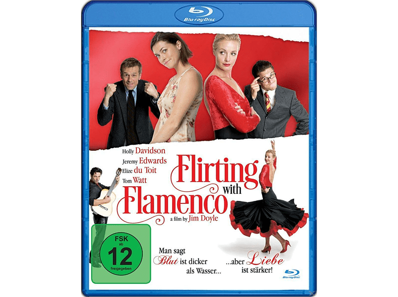 Flirting with Flamenco / Liebe und Flamenco [Blu-ray]