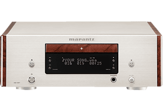 MARANTZ HD-CD 1, CD-Player, Silber/Gold