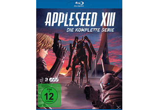 APPLESEED XIII KOMPLETTBOX - (Blu-ray)
