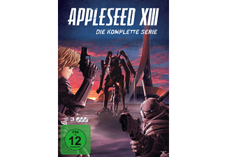 APPLESEED XIII KOMPLETTBOX - (DVD)