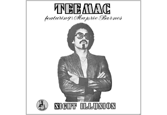 Tee Mac, Marjorie Barnes - Night Illusion (Feat. Marjorie Barnes) - (LP + Download)