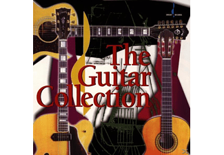 VARIOUS - The Guitar Collection - (CD)