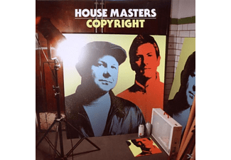 VARIOUS - House Masters-Copyright - (CD)