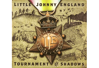 Little Johnny Engl, Little Johnny England - Tournament Of Shadows - (CD)