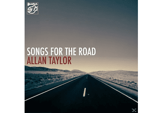 Allan Taylor - Songs For The Raod - (CD)