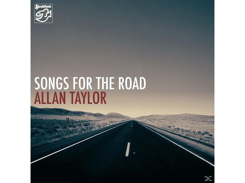 Allan Taylor - Songs For The Raod [CD]