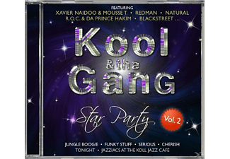 Kool & The Gang - Kool & The Gang-Star Party Vol.2 - (CD)