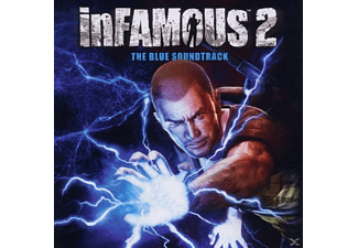VARIOUS - Infamous 2 The Blue Soundtrack - (CD)
