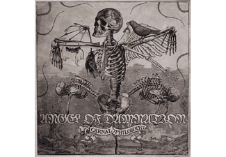 Angel Of Damnation - Carnal Philosophy - (CD)