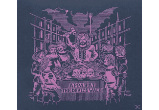 Apparat Orchestra Of Bubbles, Apparat - The Devil's Walk [CD]