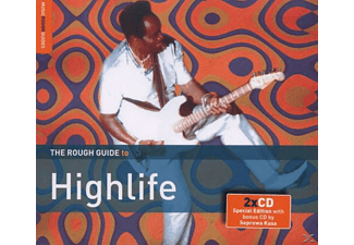 Diverse Afrika - Rough Guide: Highlife  (+Bonus-CD - (CD + Bonus-CD)