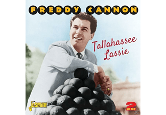 Freddie Cannon - Tallahassee Lassie - (CD)