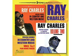 Ray Charles - Modern Sounds In Country & Western Vol.1 & 2 - (CD)