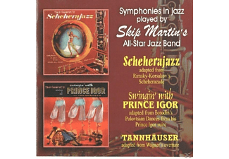 Skip & All Stars Martin - Symphonies In Jazz - (CD)