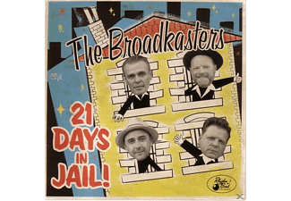 The Broadkasters - 21 Days In Jail [CD]
