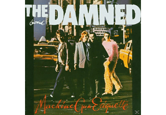 The Damned - Machine Gun Etiquette - 25th Anniversary Edition - (CD)
